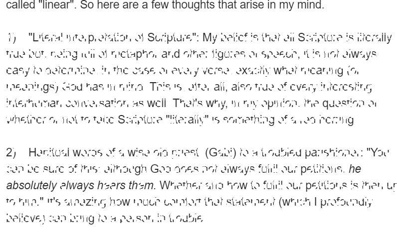 Pixels randomly missing in font rendering - Google Chrome Help