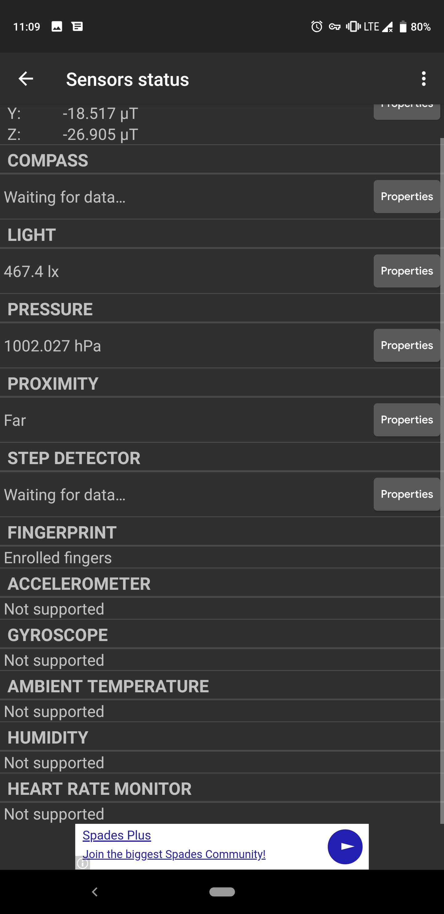 Sensors not working on Pixel 3 XL - Pixel Phone Help