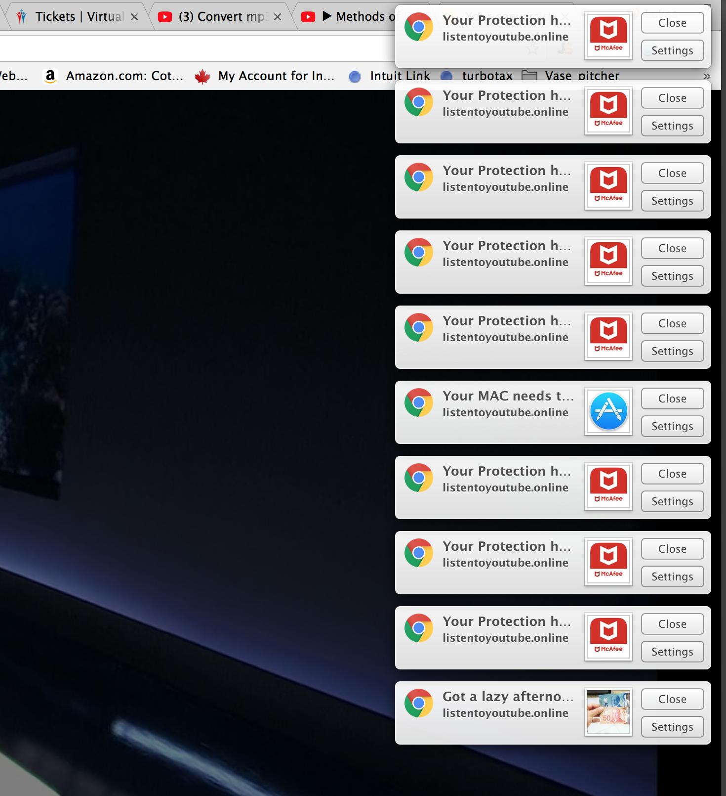 Chrome pop up notifications, how do I turn them off? - Google Chrome  Community