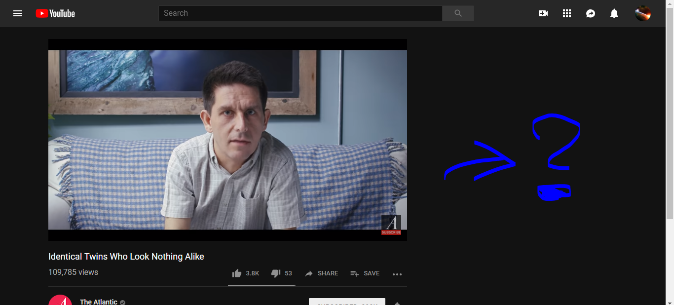 Suggested videos on the right-side have disappeared