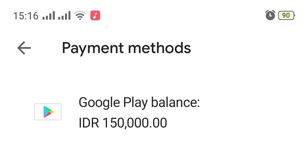 Pindah Dana Ke Account Lain Komunitas Google Play