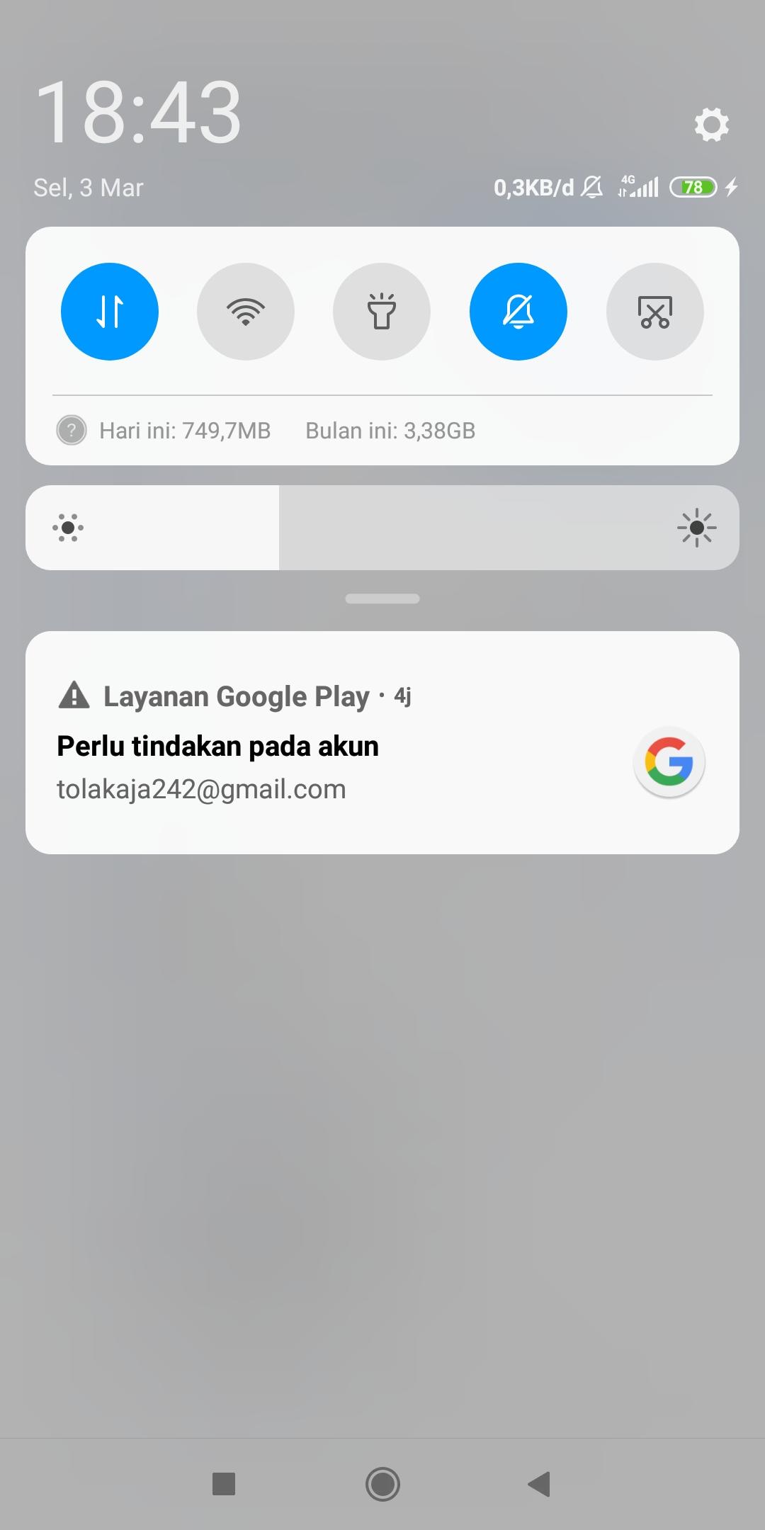 Tidak Bisa Login Ke Akun Google Saya Karena Masalah Perlindungan Lanjutan Komunitas Akun Google