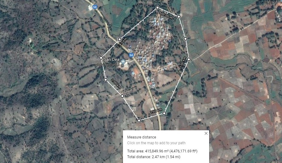 I Want To Add My Village And Show On Google Map Pales Help Me