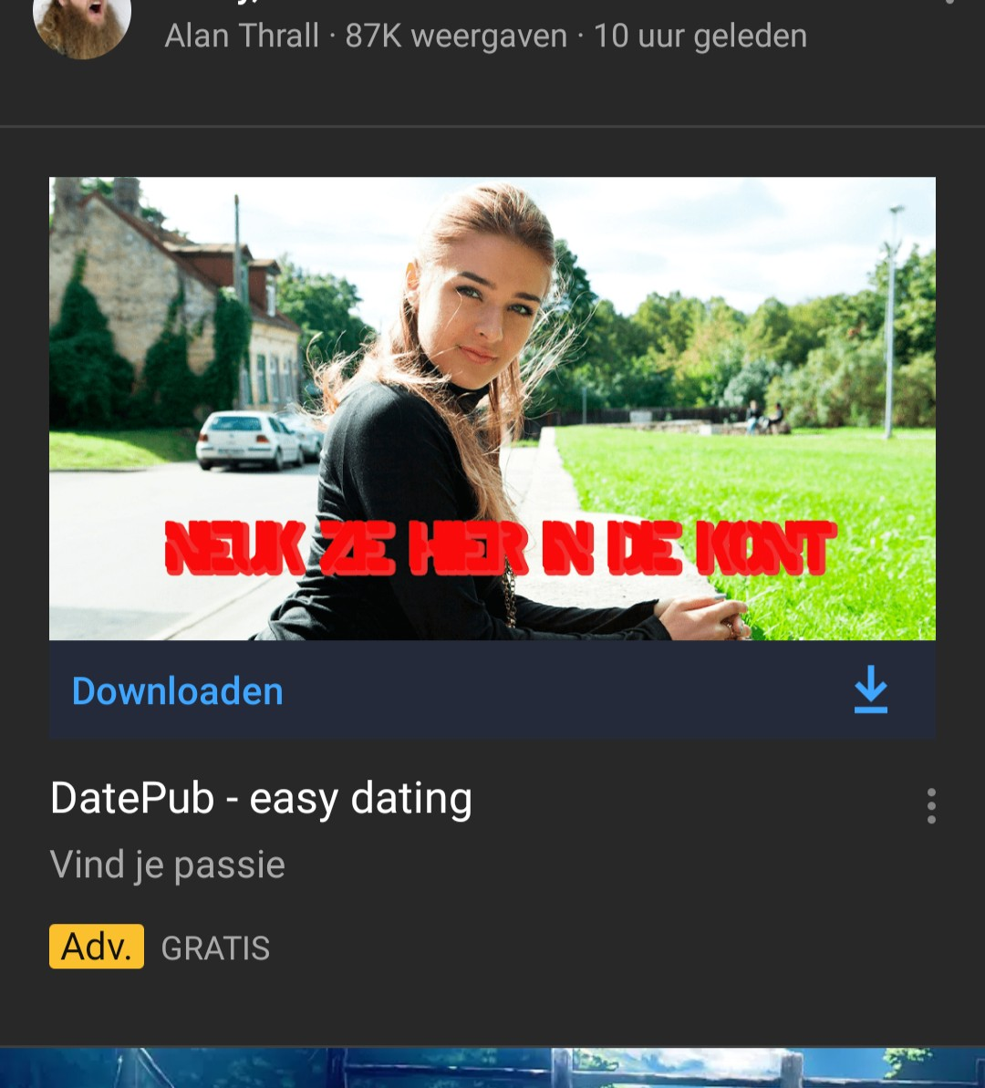 Ass Com Videos where to report sexual explicit ads on youtube (not videos