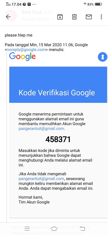 Temukan Cara Meretas Gmail mudah