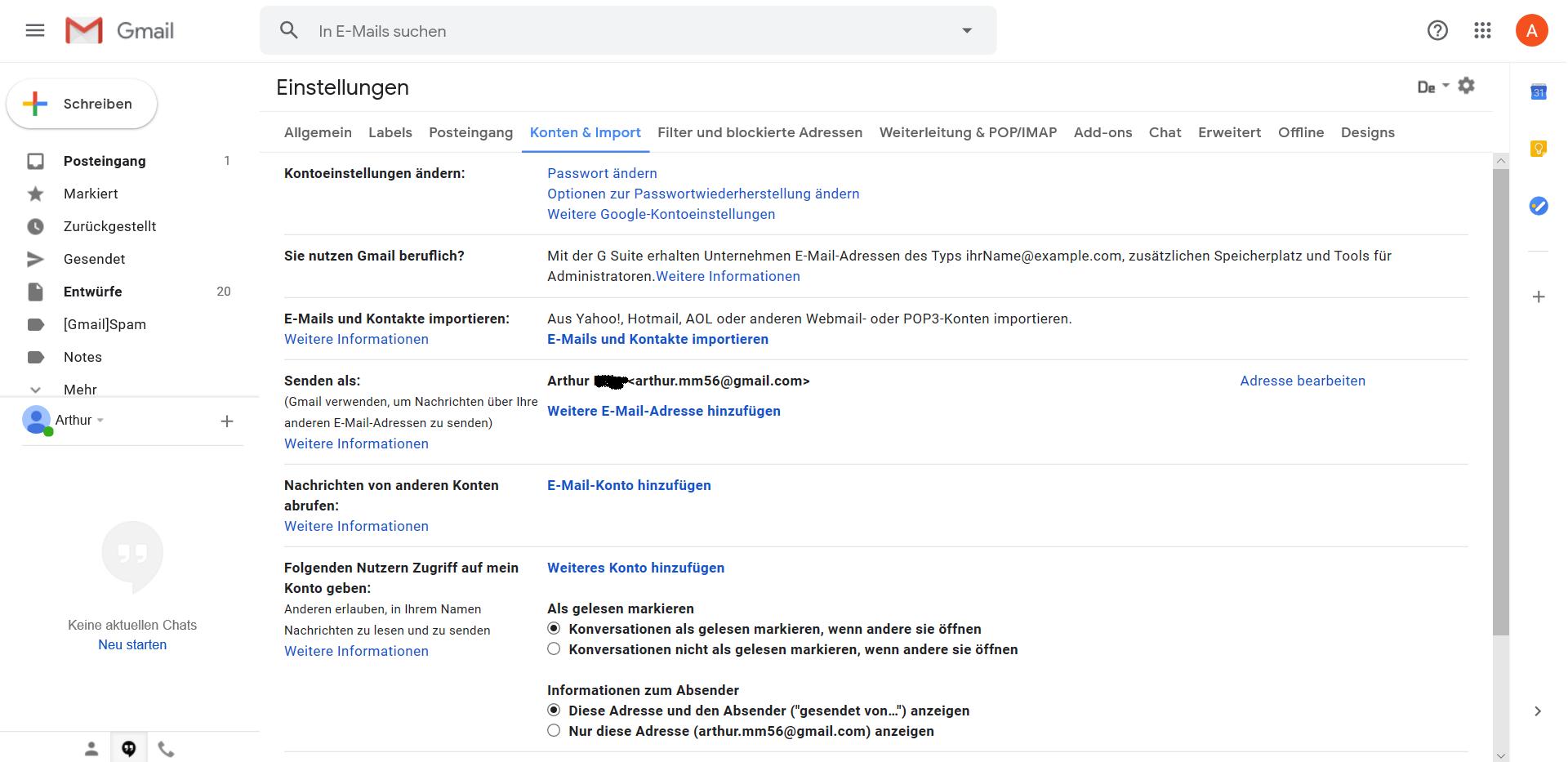 Gmail verteiler erstellen