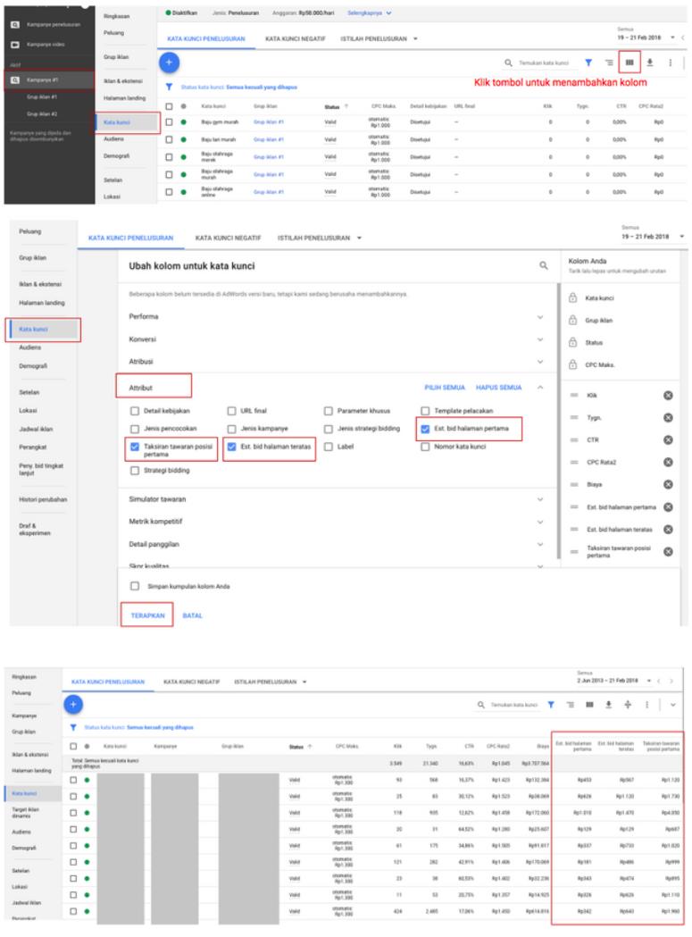Panduan Newbie Mau Posisi Iklan Tinggi Gimana Ya Komunitas Google Ads