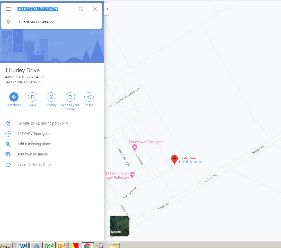 My address is still not showing on google maps, I have tried adding a few  times but still not there. - Google Maps Community