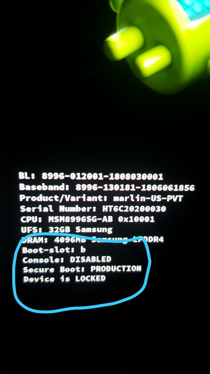 boot safe mode pixel
