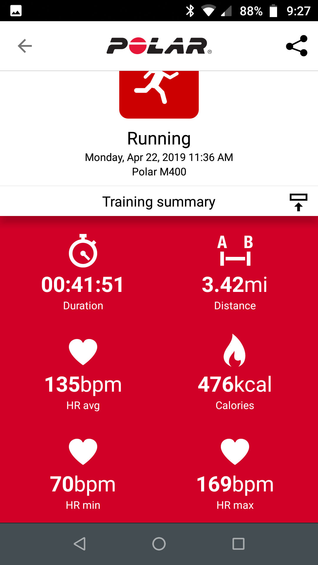 Steps are not syncing to Google Fit from Polar Flow  Move Minutes