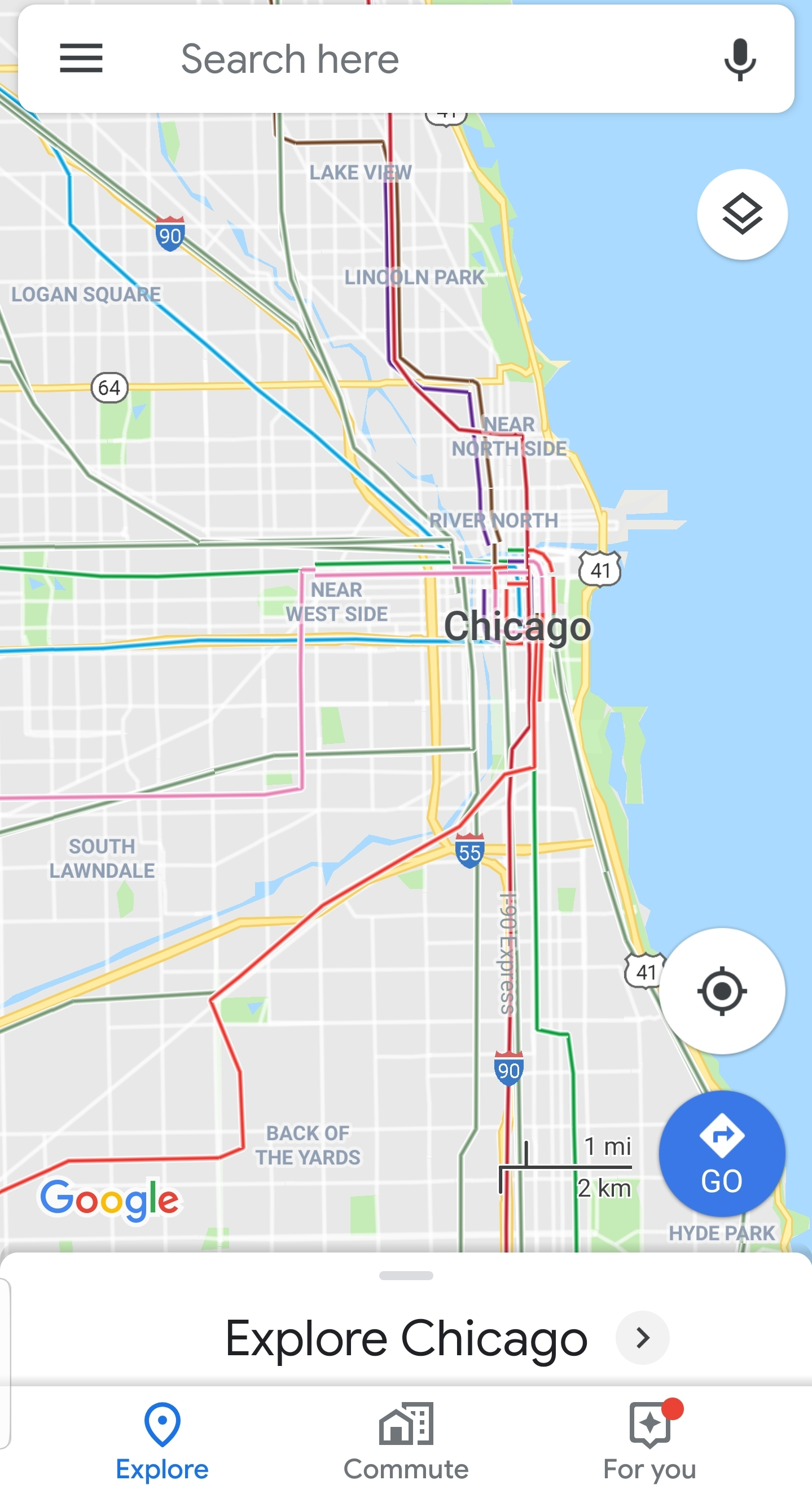 Why are light rail lines only shown for some cities ...