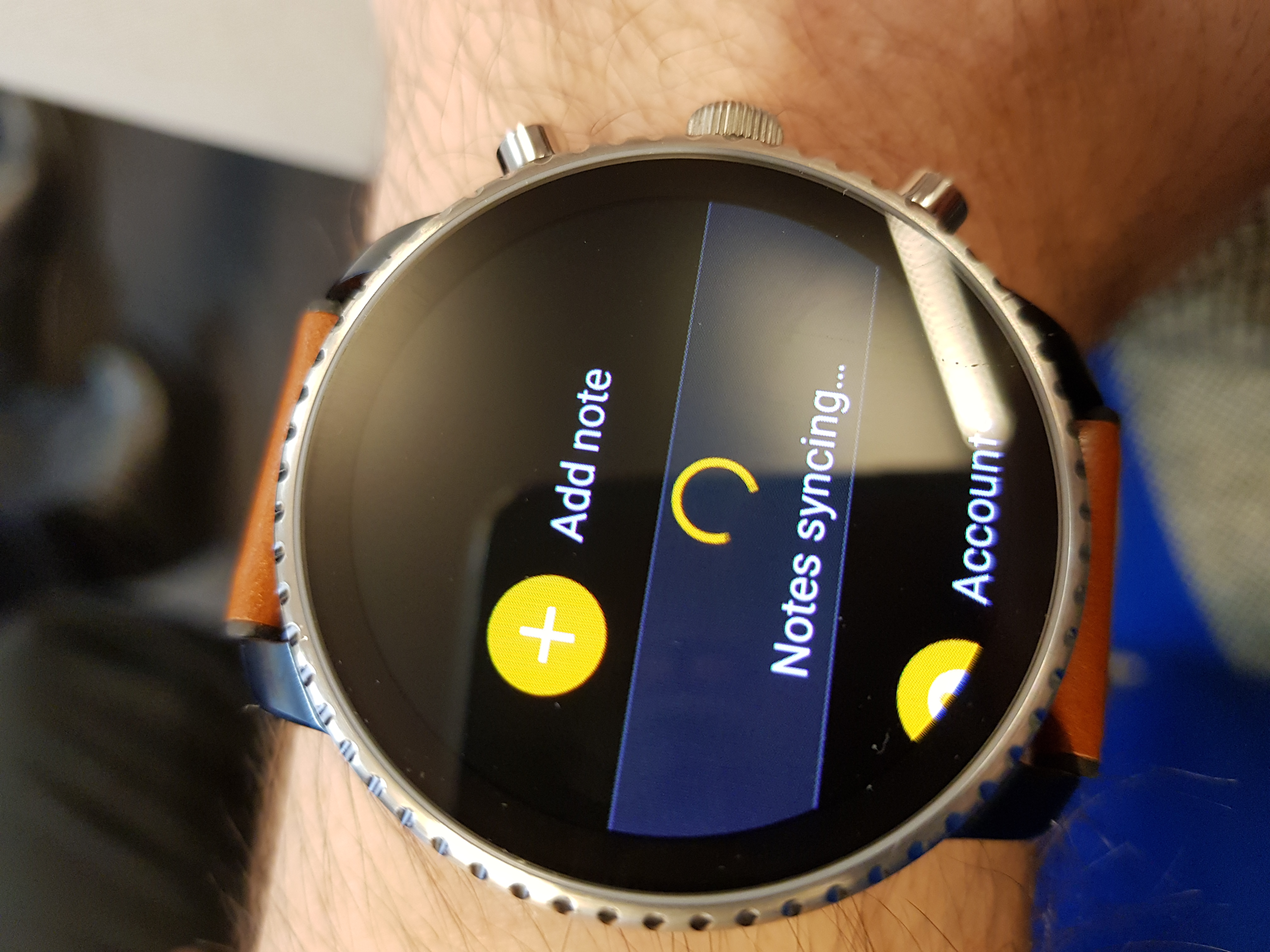 Google Keep syncing takes forever - Wear OS by Google Help