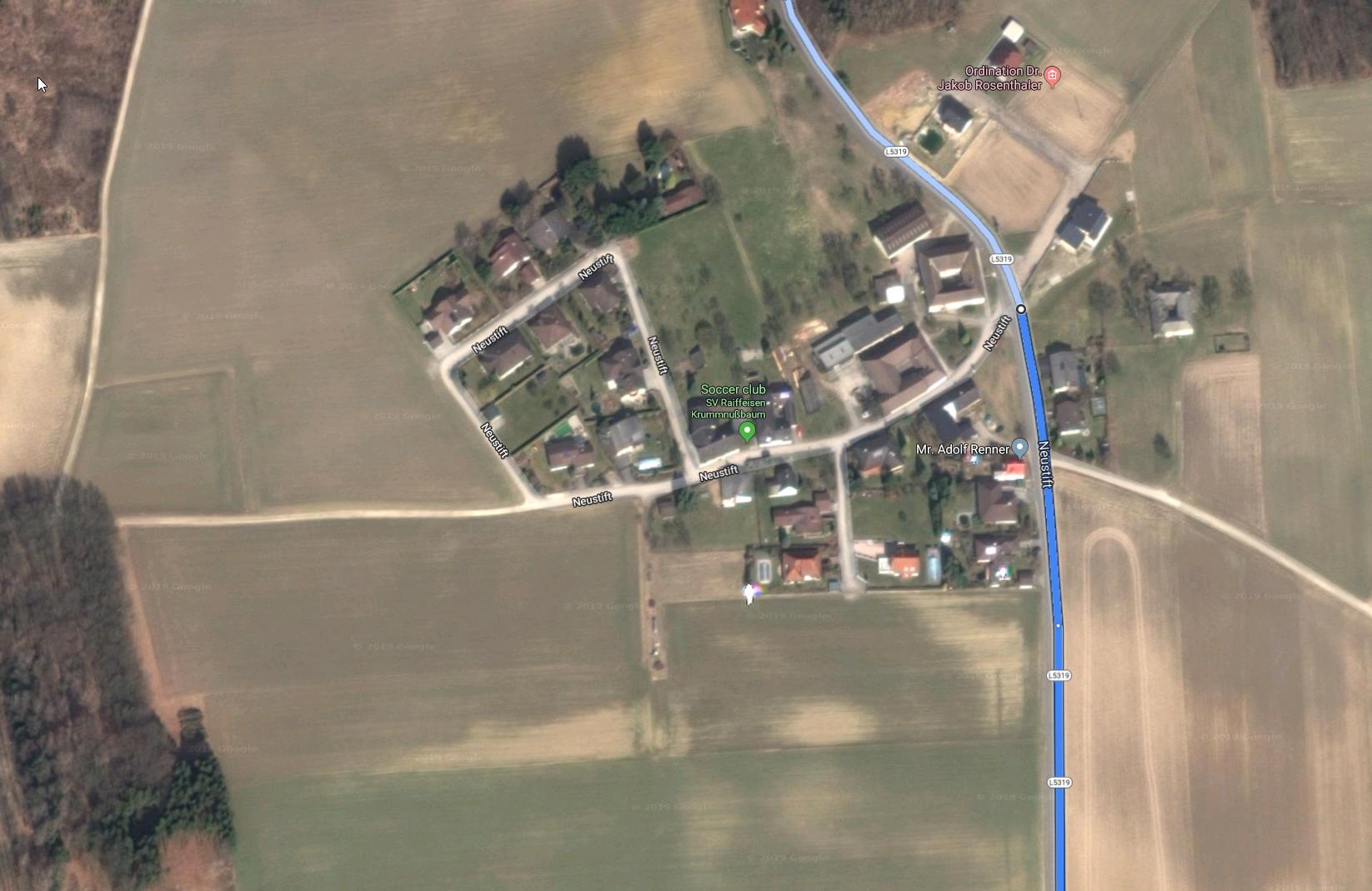 Karte Mit Hausnummern.Hausnummer In Karte Hinzufügen Google Maps Hilfe