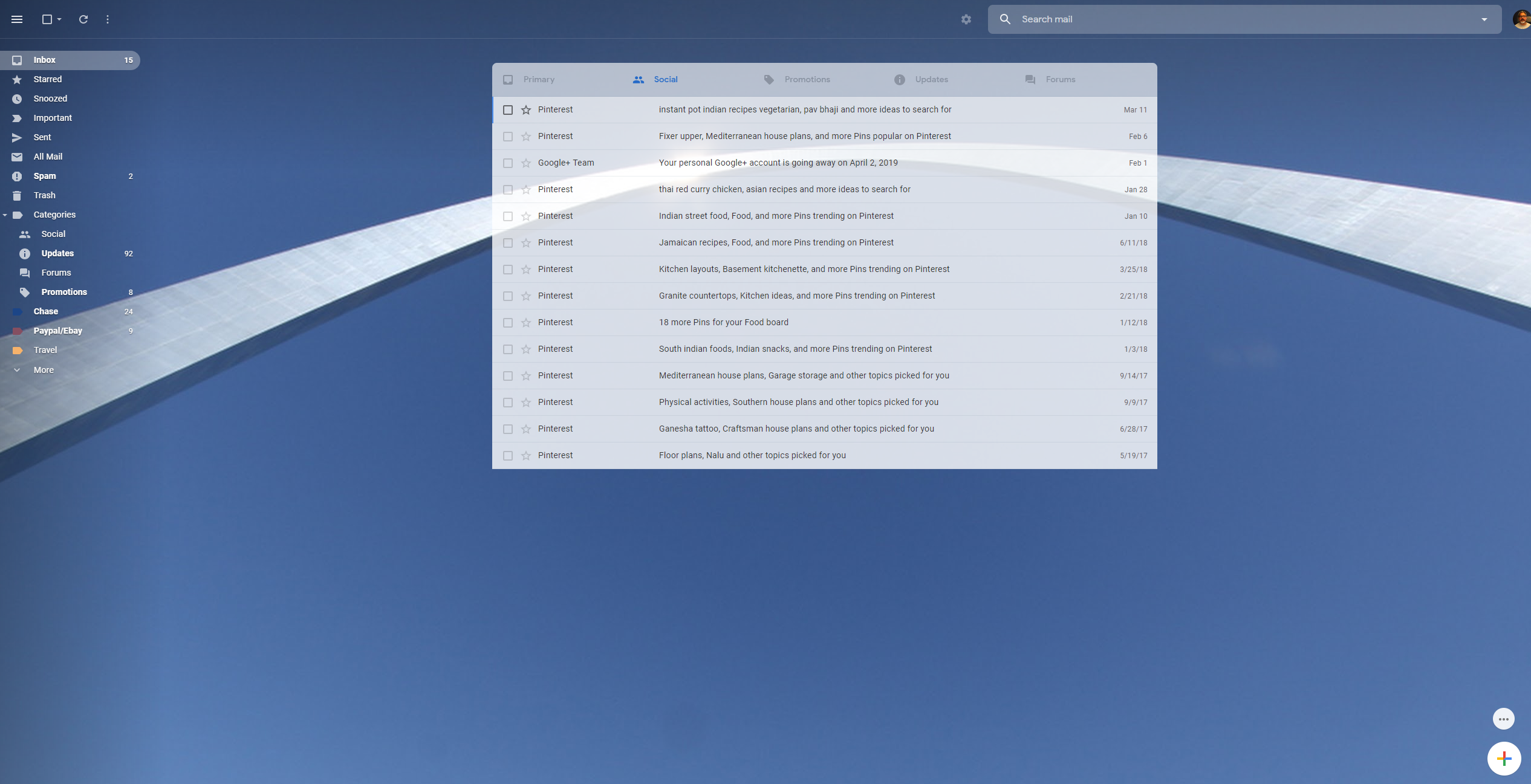 Gmail UI in Chrome changed somehow  Cant change back - Gmail