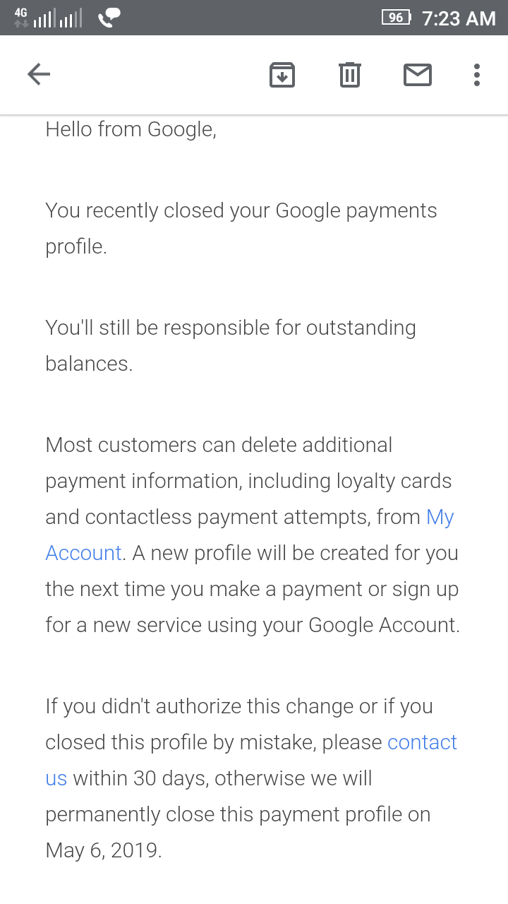 My adsense account deleted from my mistake How can I resolve