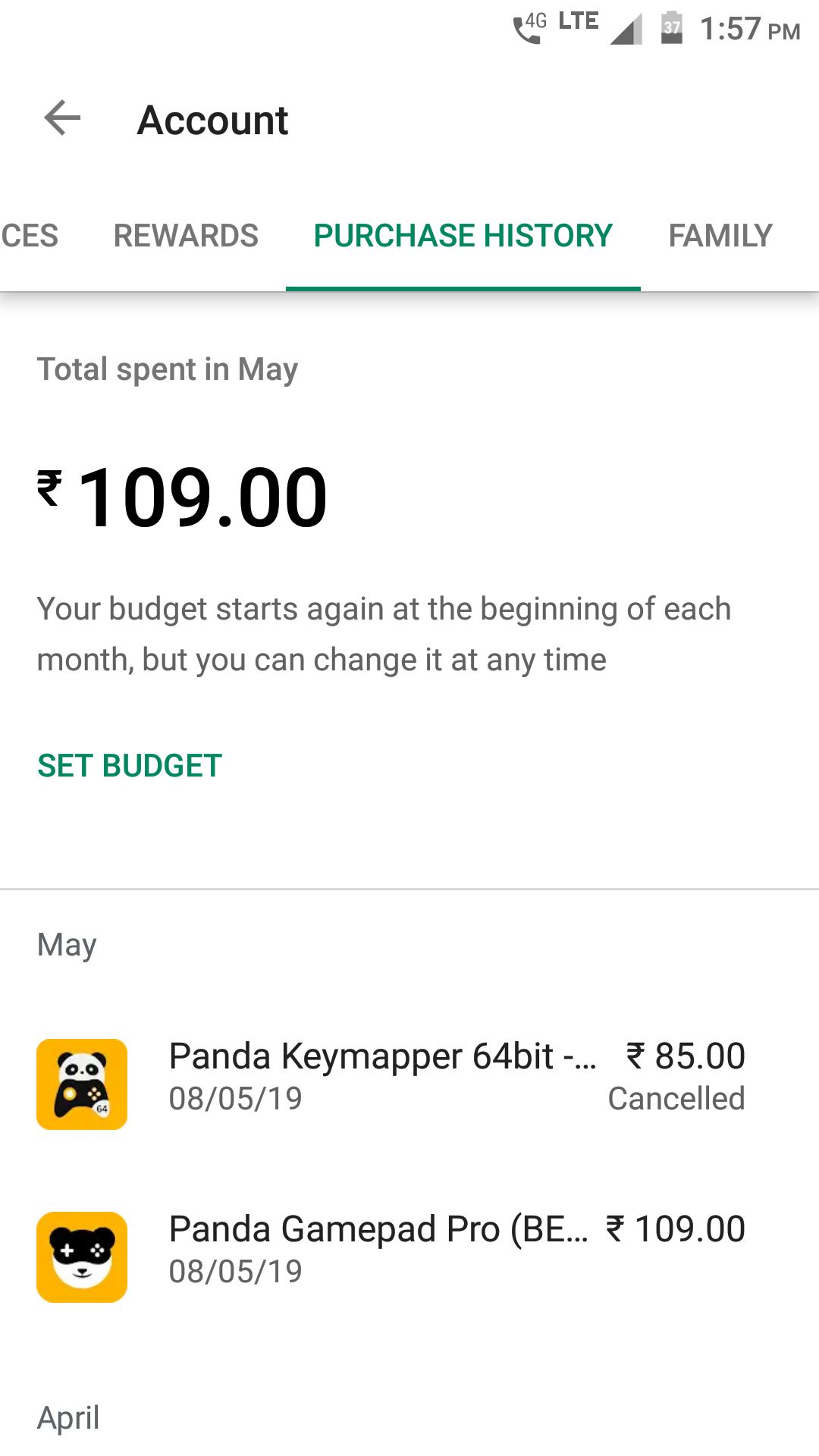 My refunds - Google Assistant Help