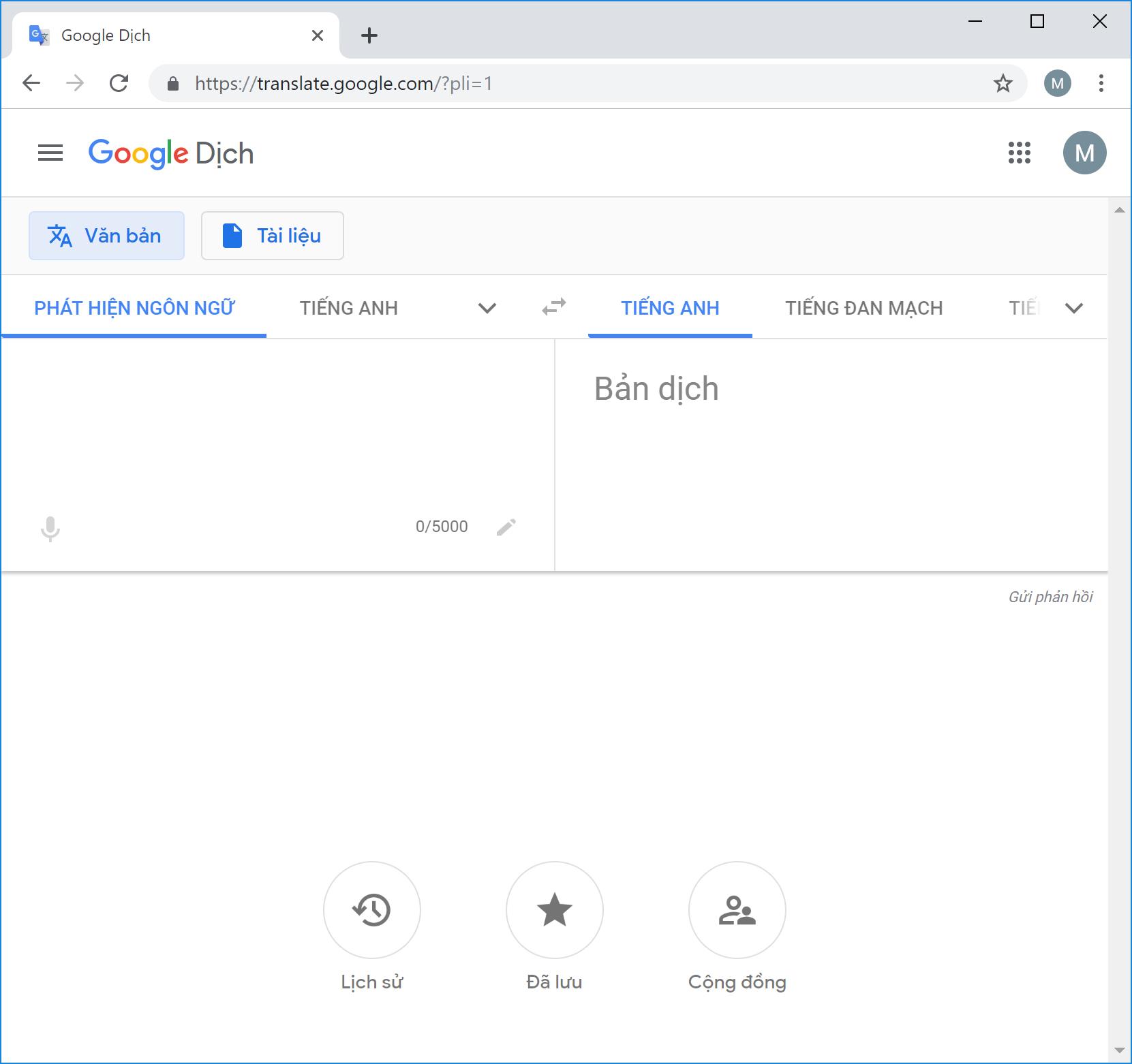 Translate Google Keeps Presenting