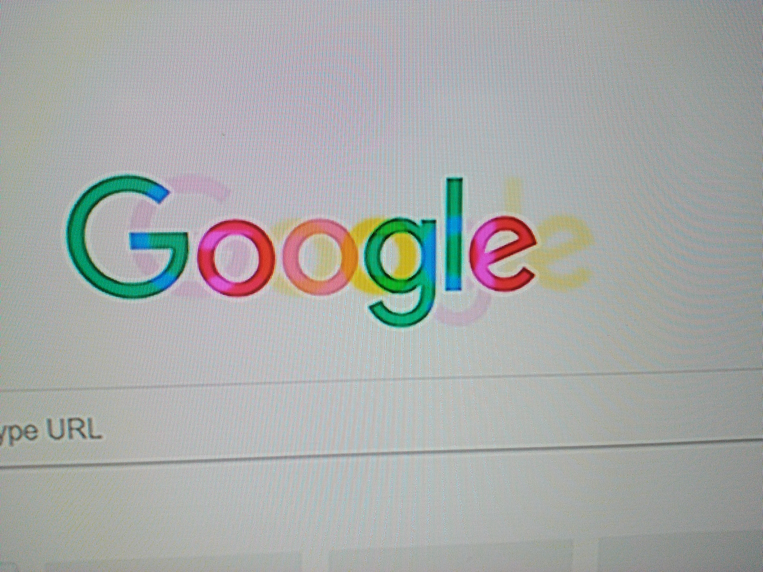Colors shifted when casting from Chrome Tab (windows 10 laptop) to