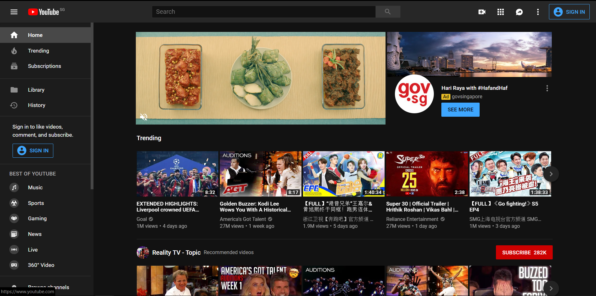 My homepage video icon suddenly becomes too big - YouTube Community