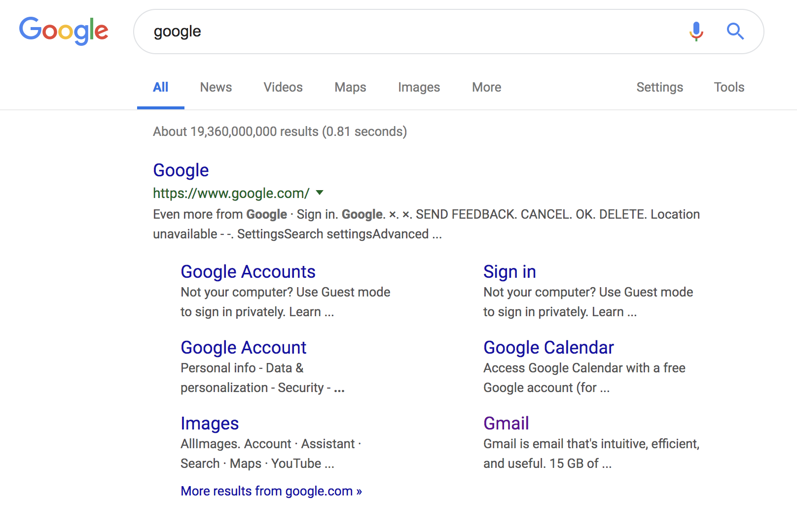 Who do I submit Google SEO results to? - Search Console Help