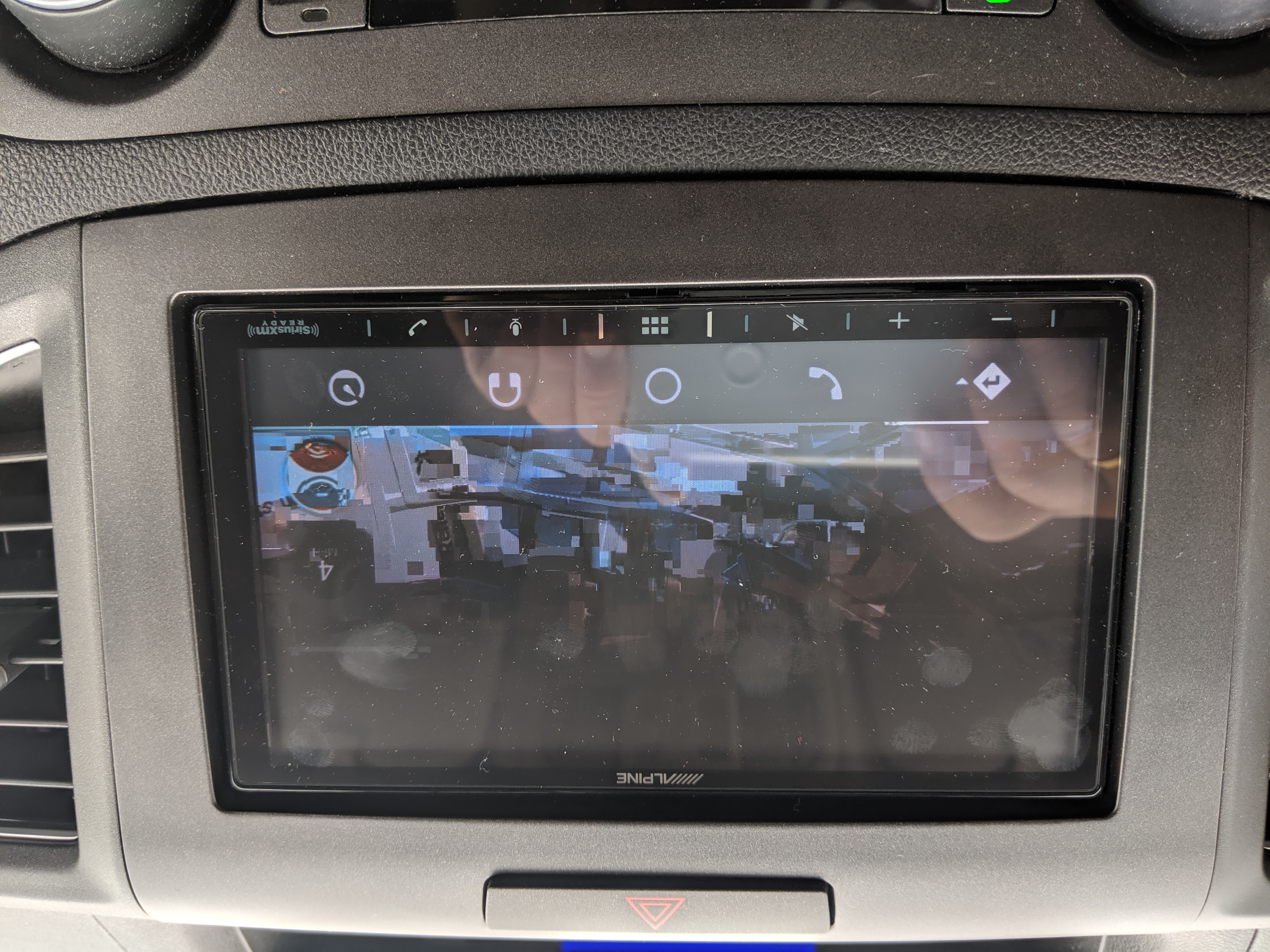 Picture issue when switching between apps - Android Auto Help