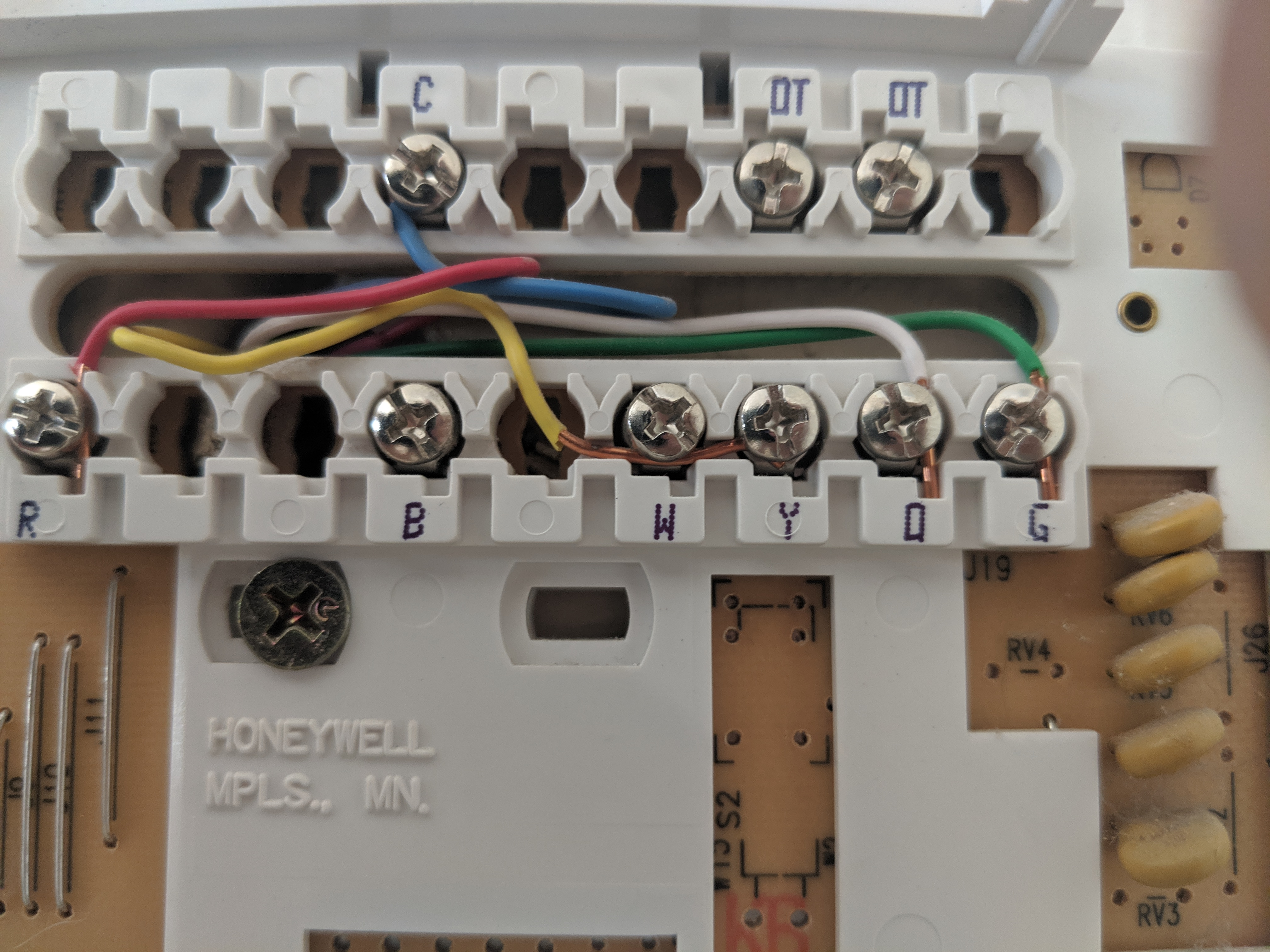 Wiring Diagram For Nest 2 Thermostat With Heat Pump