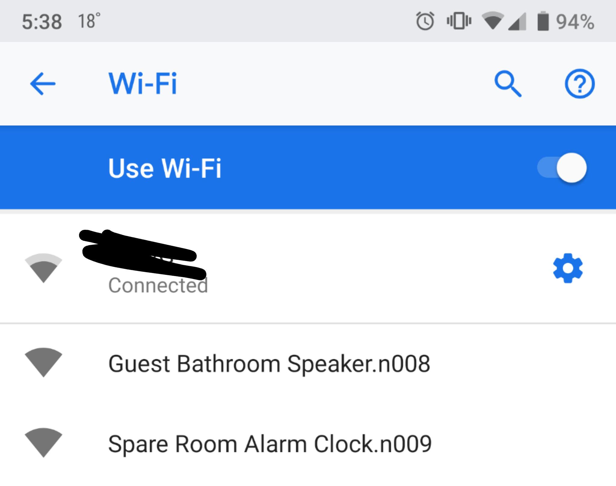 DAILY - Connectivity Dropouts WIFI LAN ipv4 - Google Wifi Help