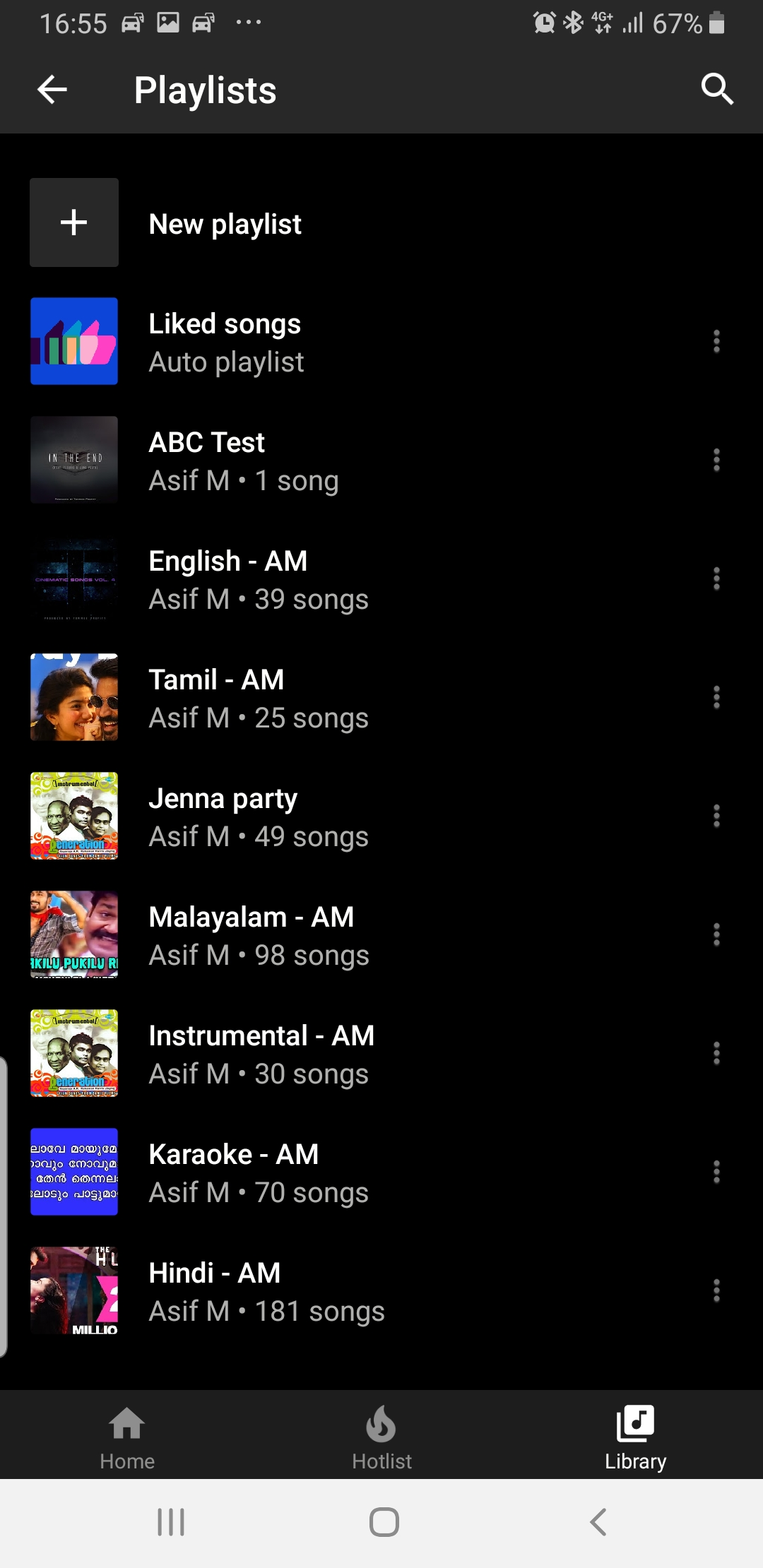 Unable To Access Youtube Music Personal Playlists Android Auto Community
