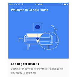 The Google Home App Scans Nearby Devices That Are Plugged In And Are Ready To Set Up If No Devices Are Found Make Sure You Re Near The Google Home Device