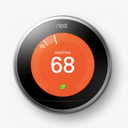 Nest Learning Thermostat(第 3 世代)