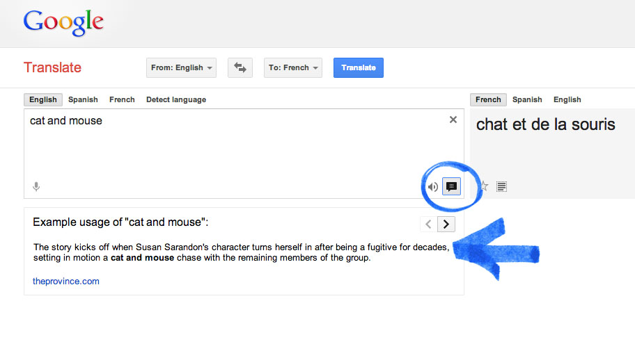 translate google översätt