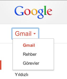 Android Telefona Gmail Rehber Yedeği Geri Yükleme