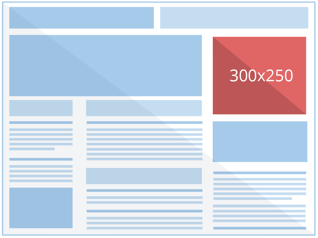 Guide To Ad Sizes Adsense Help