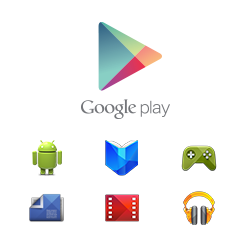 Google Play Digital Content