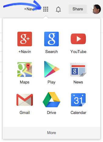 منتجات Google