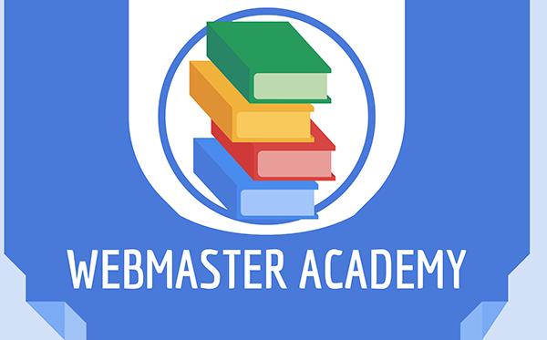 Google Webmaster Academy Logo