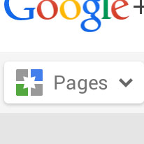 Use Google+ as your page