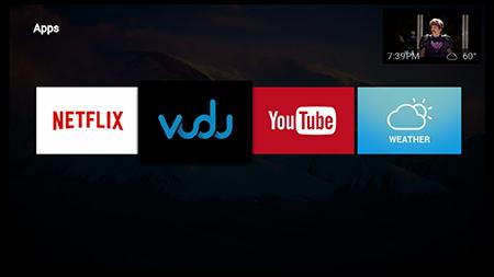 Activate VUDU app - Google Fiber Help