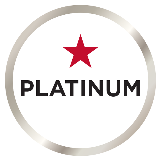 Media Guide Platinum badge