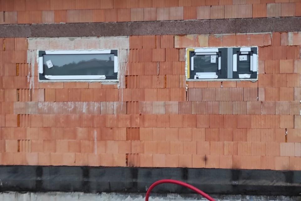 Montáž oken a dveří