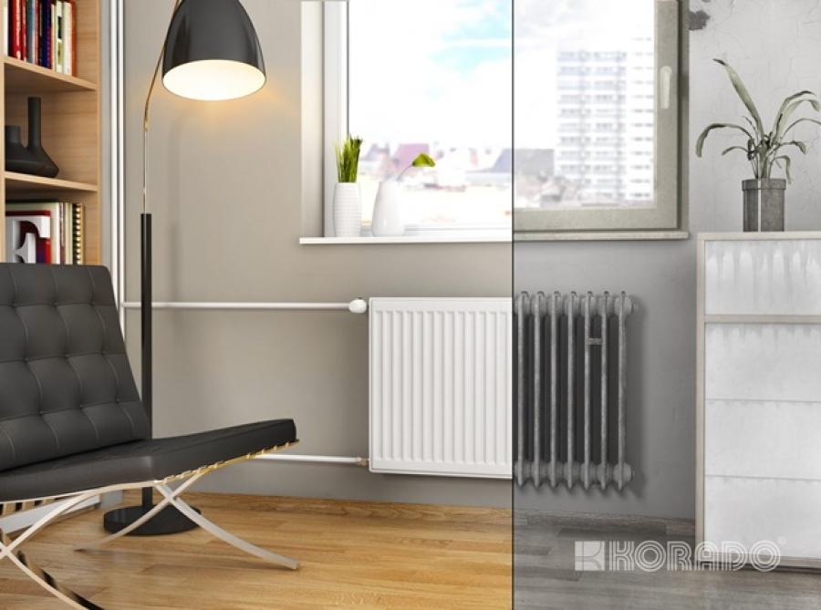 Vyměňte snadno, rychle a svépomocí starý radiátor za nový!