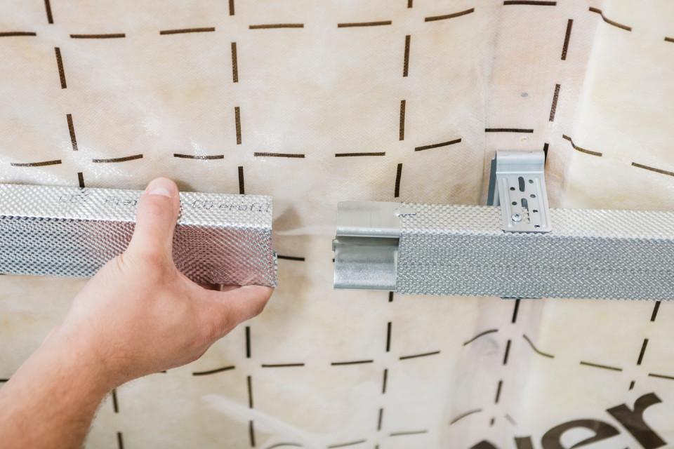 Profily na sádrokartonové konstrukce