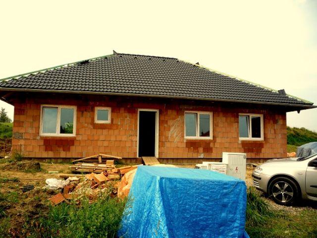 Střecha,komín,voda :o)