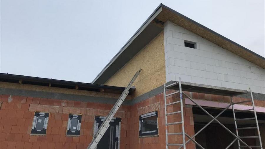 Rozvody a blbinky kolem střechy