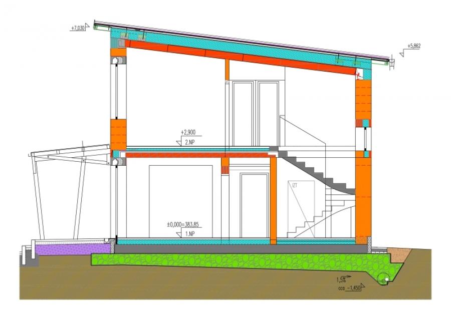 Díl 3. Projekt stavby