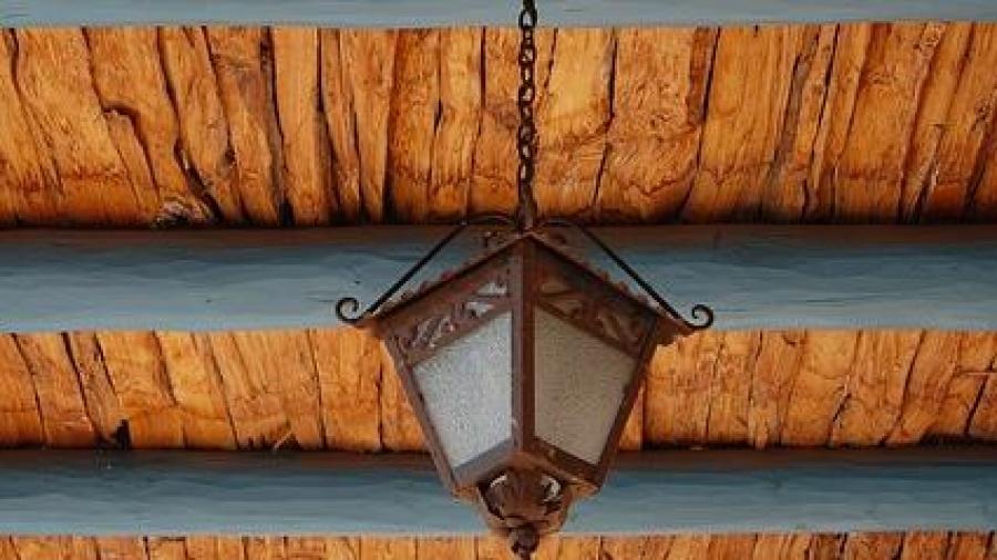 Proč mám ráda stropní trámy