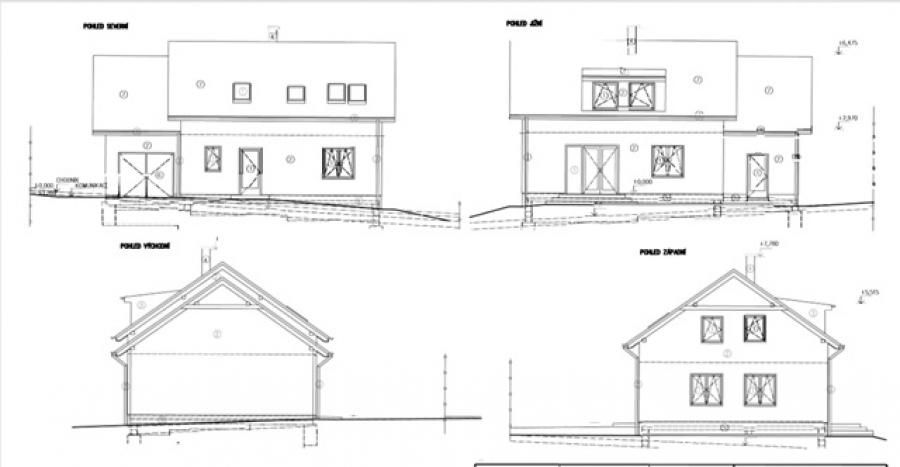 Projekt, stavební (ne)povolení