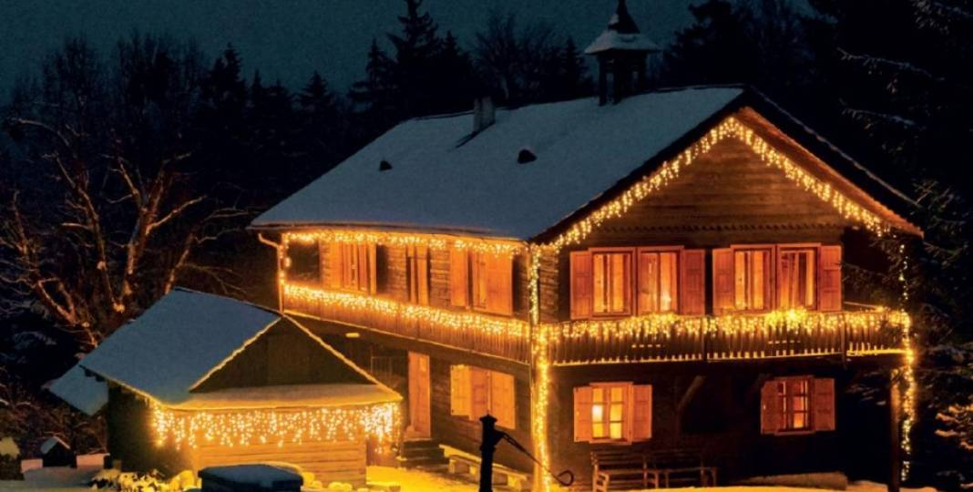 Jak na efektivní vánoční osvětlení?