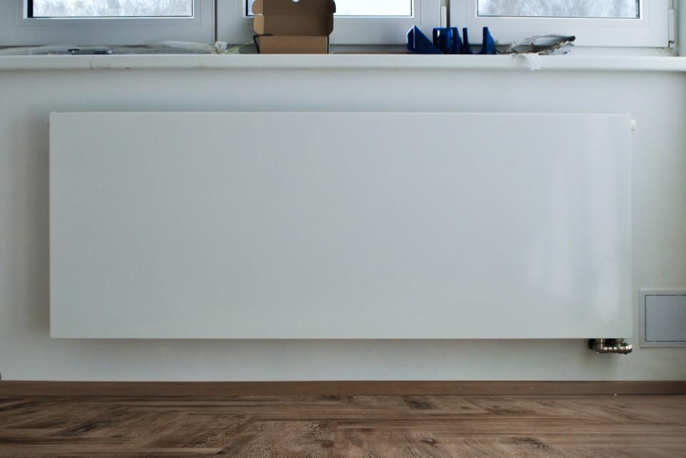 Postup montáže radiátoru RADIK PLAN VK