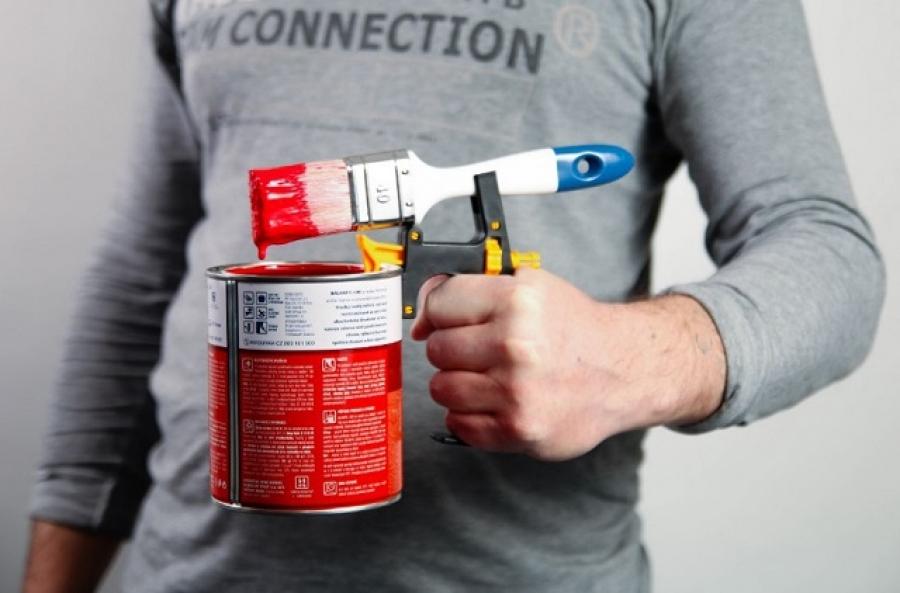 Smart Griff - pomocník při natírání nebo malování